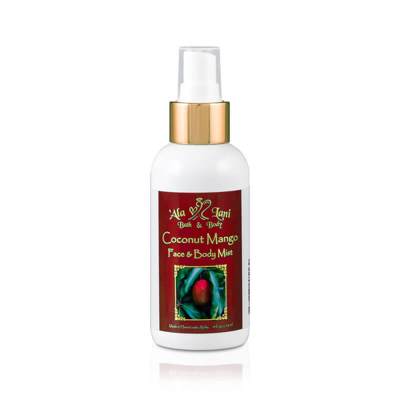 Coconut Mango Face & Body Mist