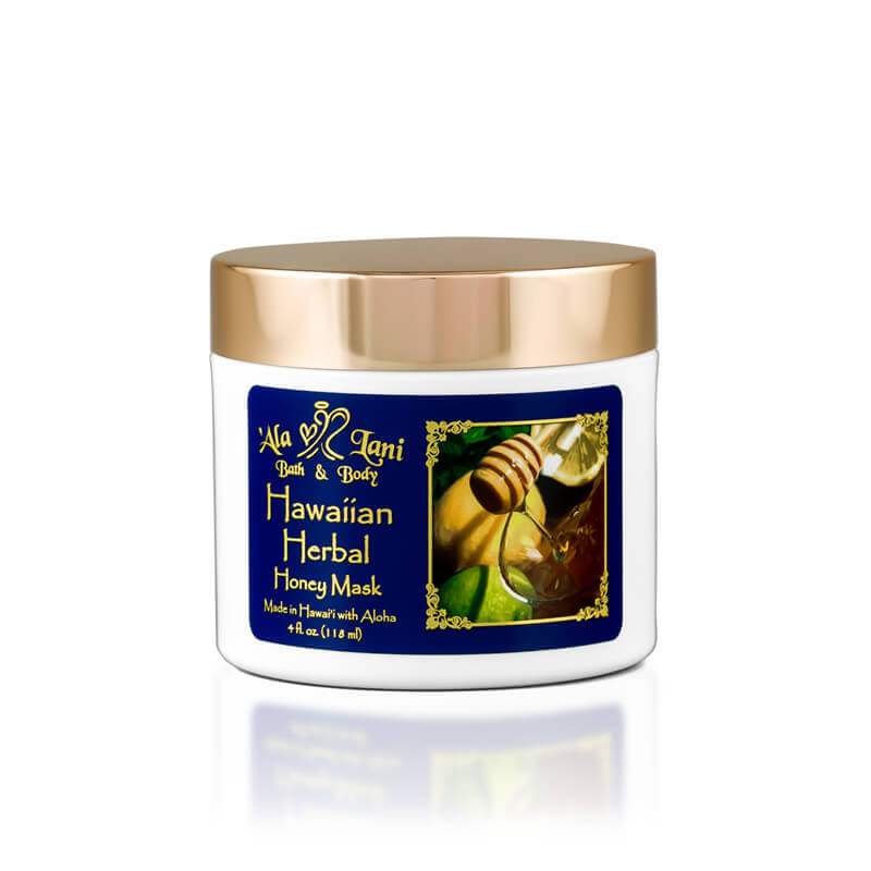 Hawaiian Herbal Honey Mask