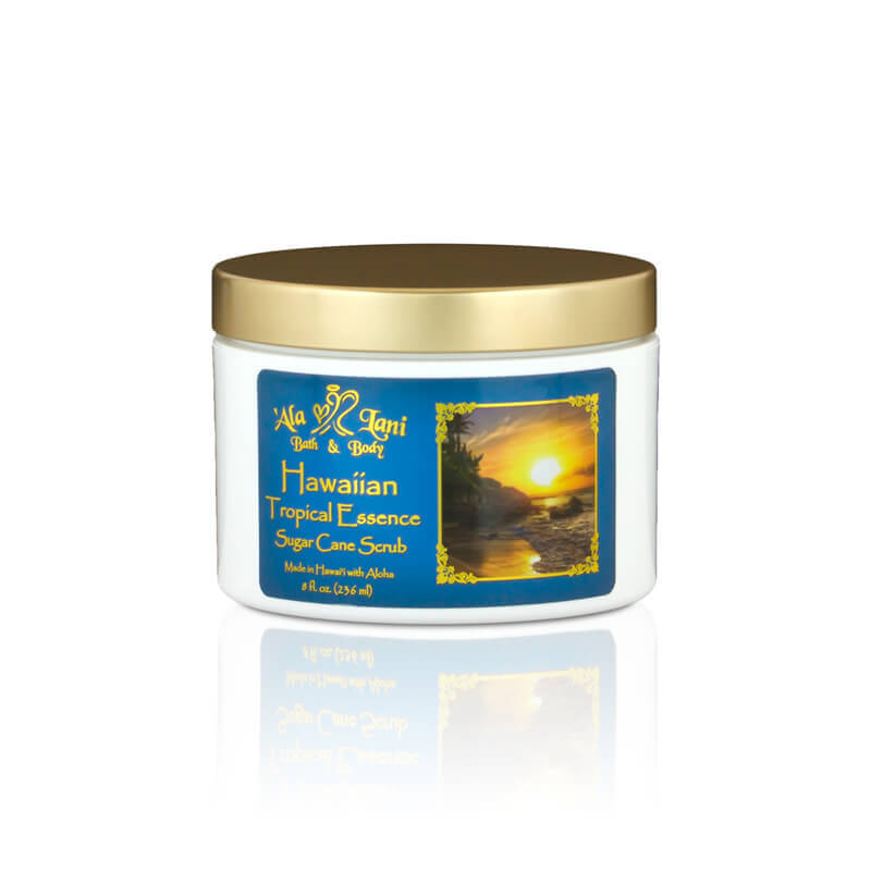 Hawaiian Tropical Essence Sugar Cane Scrub