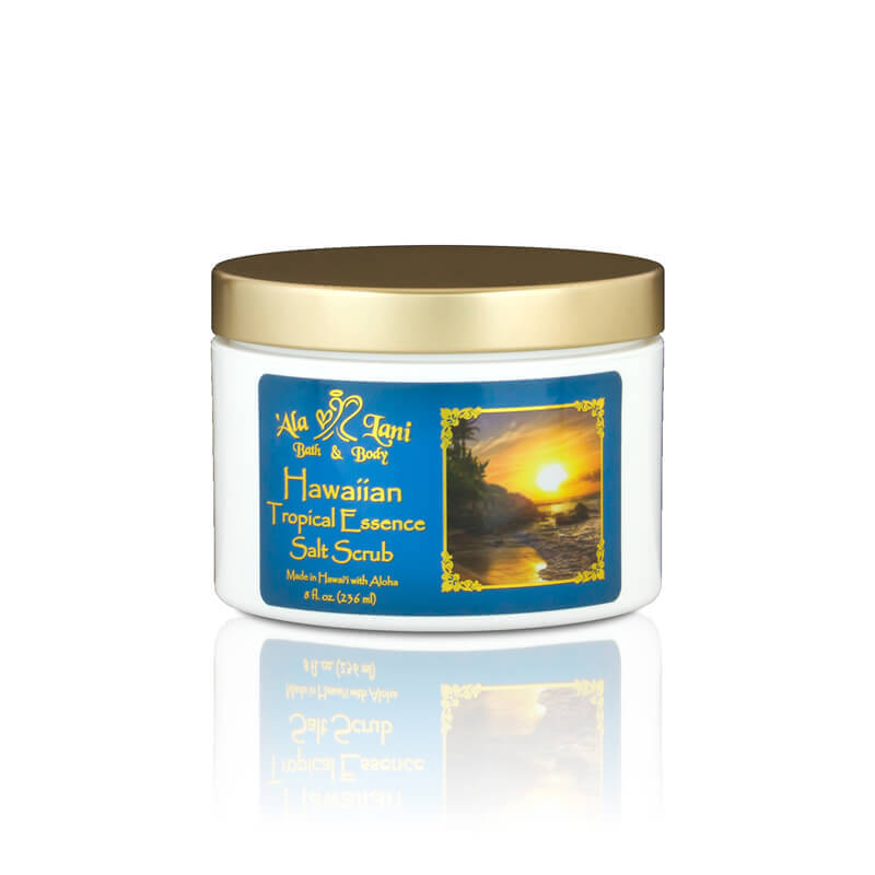 Hawaiian Tropical Essence Salt Scrub
