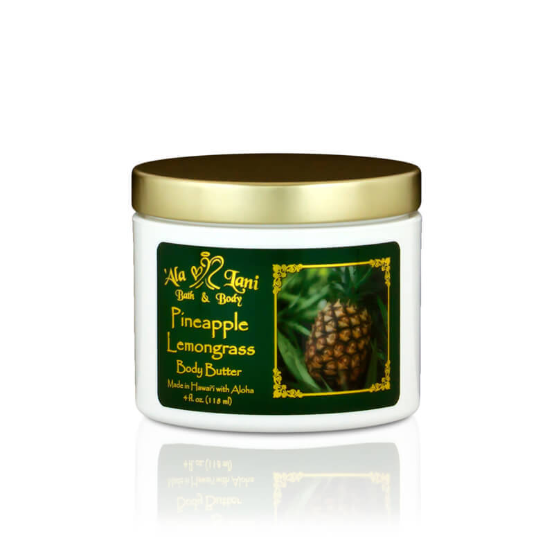 Pineapple Lemongrass Body Butter