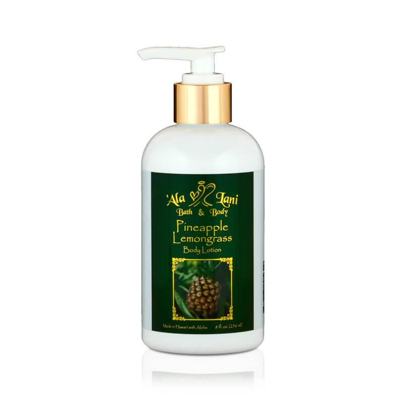 Pineapple Lemongrass Body Lotion
