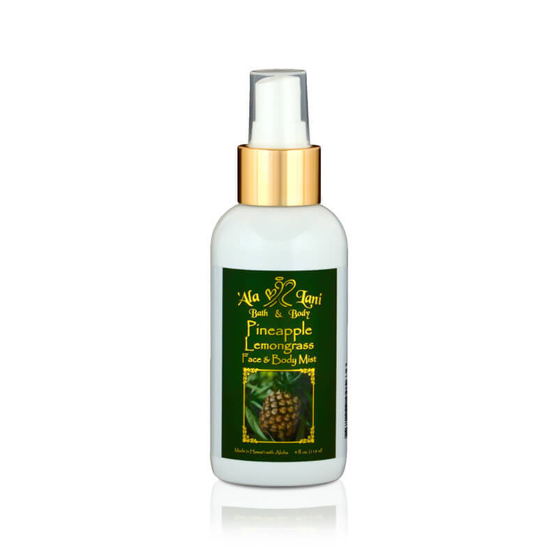 Pineapple Lemongrass Face & Body Mist