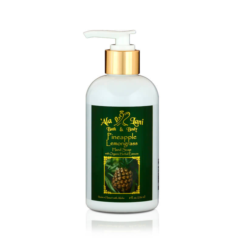 Pineapple Lemongrass Hand Soap