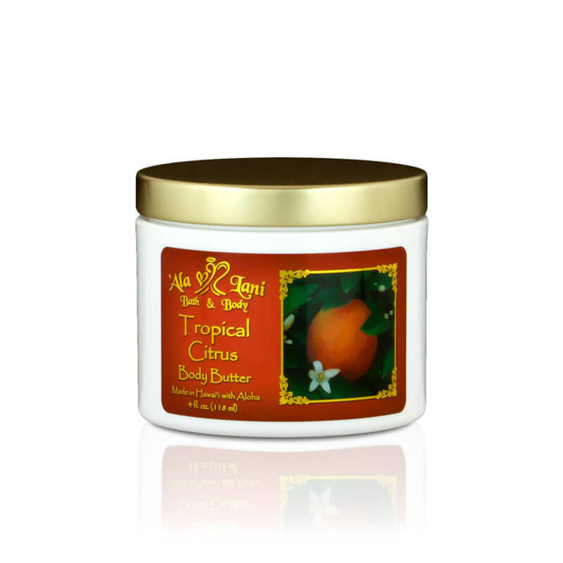 Tropical Citrus Body Butter